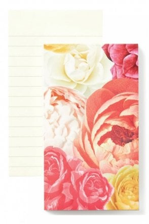 Floral Small Notepad