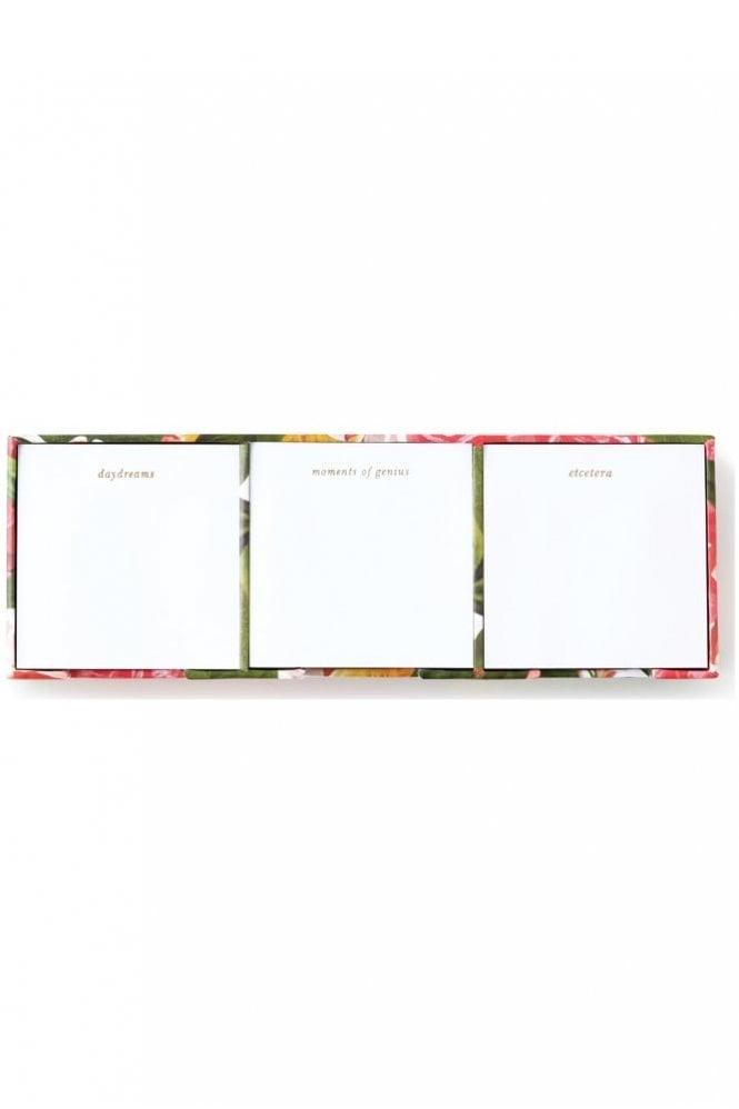 Kate Spade New York Floral Sticky Note Set