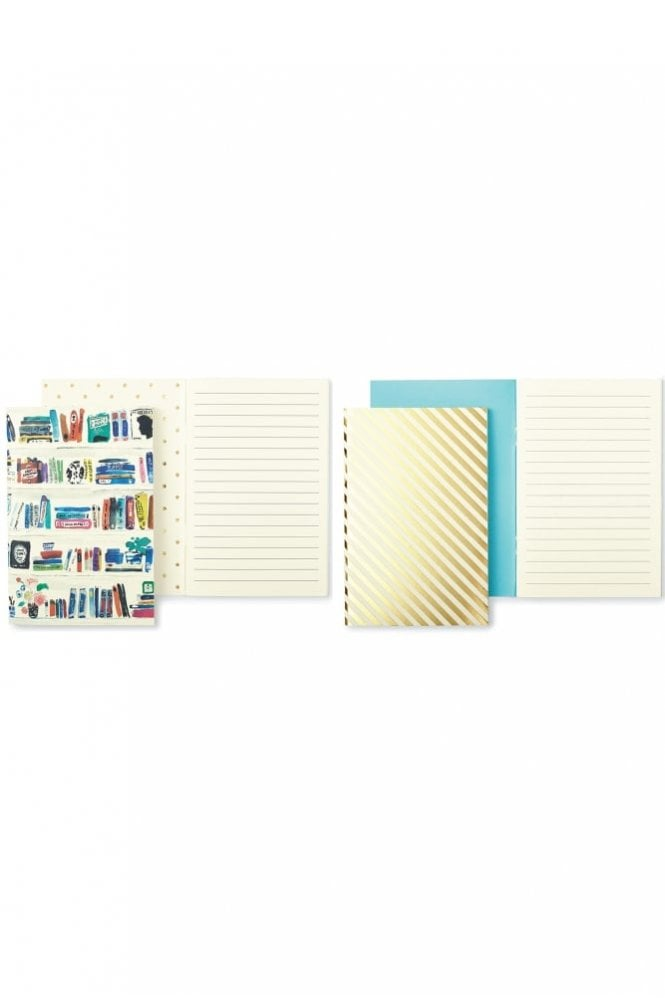 Kate Spade New York Like A Book Notebook Set