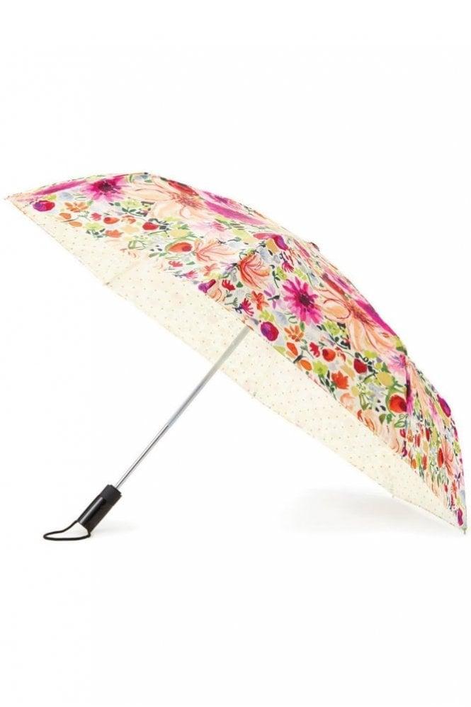 Kate Spade New York Dahlia Travel Umbrella