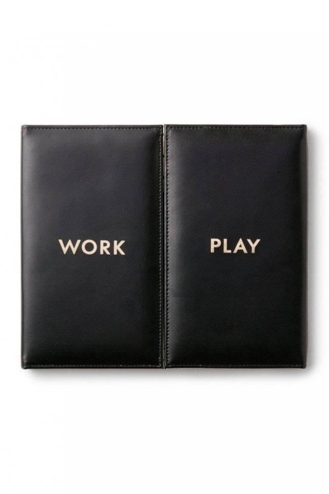 Kate Spade New York Desktop Weekly Calendar and Folio - Work And Play