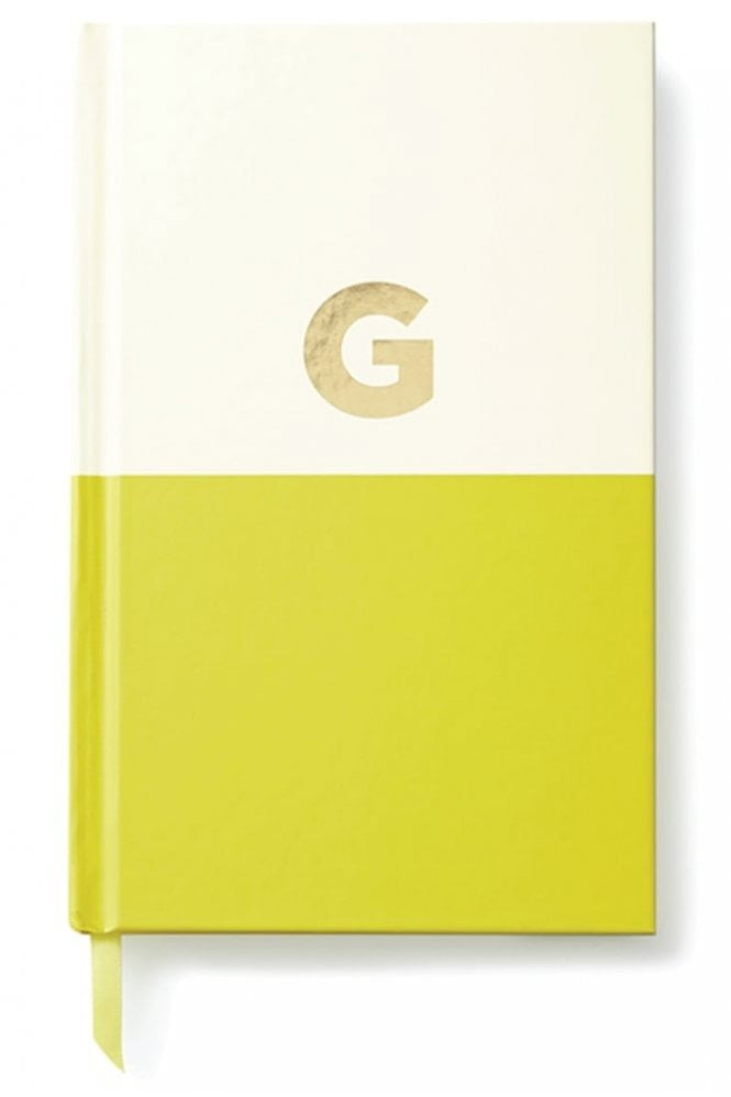 Kate Spade New York Dipped Initial Notebook – G
