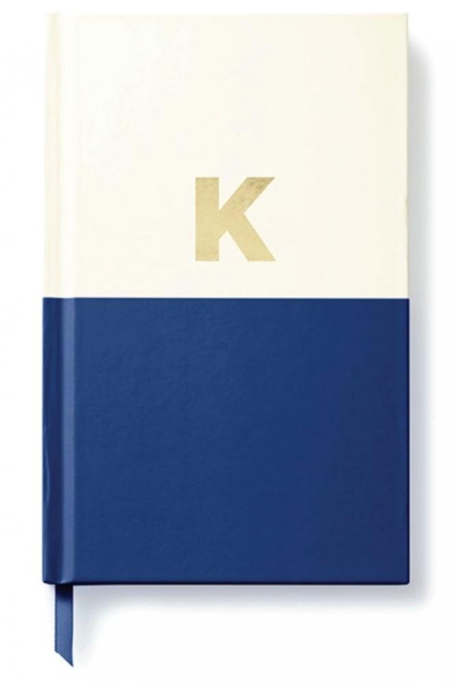 Kate Spade New York Dipped Initial Notebook – K
