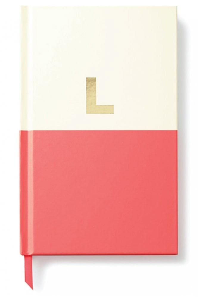 Kate Spade New York Dipped Initial Notebook – L