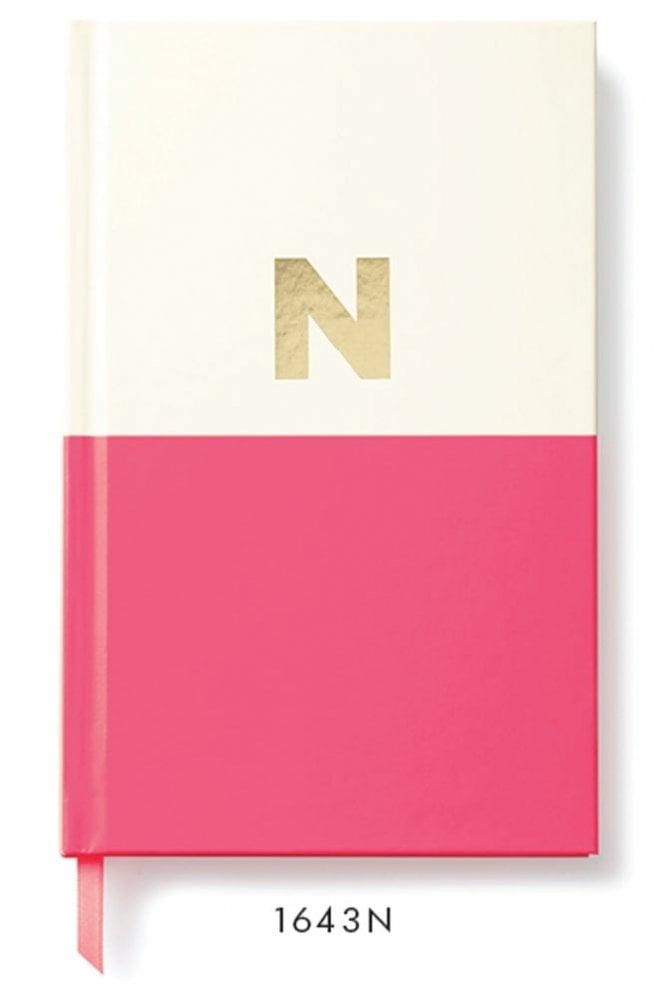Kate Spade New York Dipped Initial Notebook – N