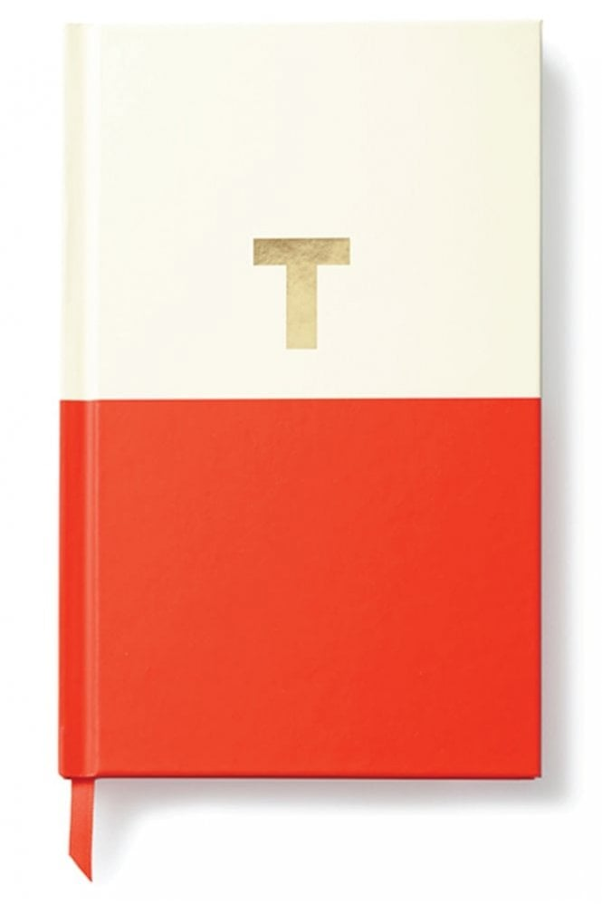 Kate Spade New York Dipped Initial Notebook – T