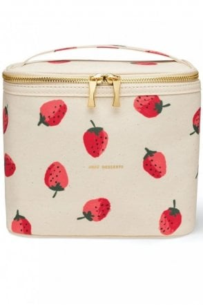 Lunch Tote – Strawberries