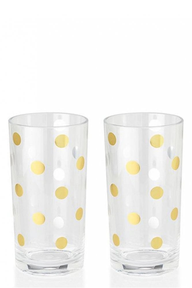 Kate Spade New York Raise A Glass Highball Glasses