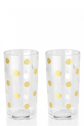Raise A Glass Highball Glasses