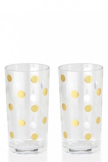 Raise A Glass Highball Glasses