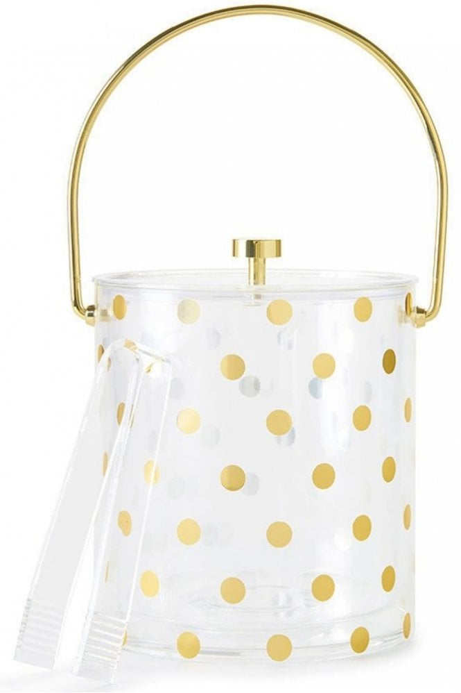 Kate Spade New York Raise A Glass Ice Bucket