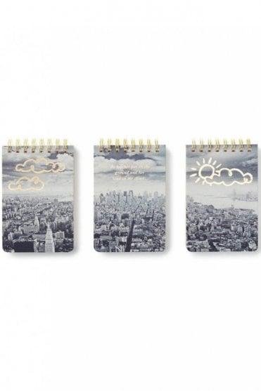 Spiral Notepad Set – NYC