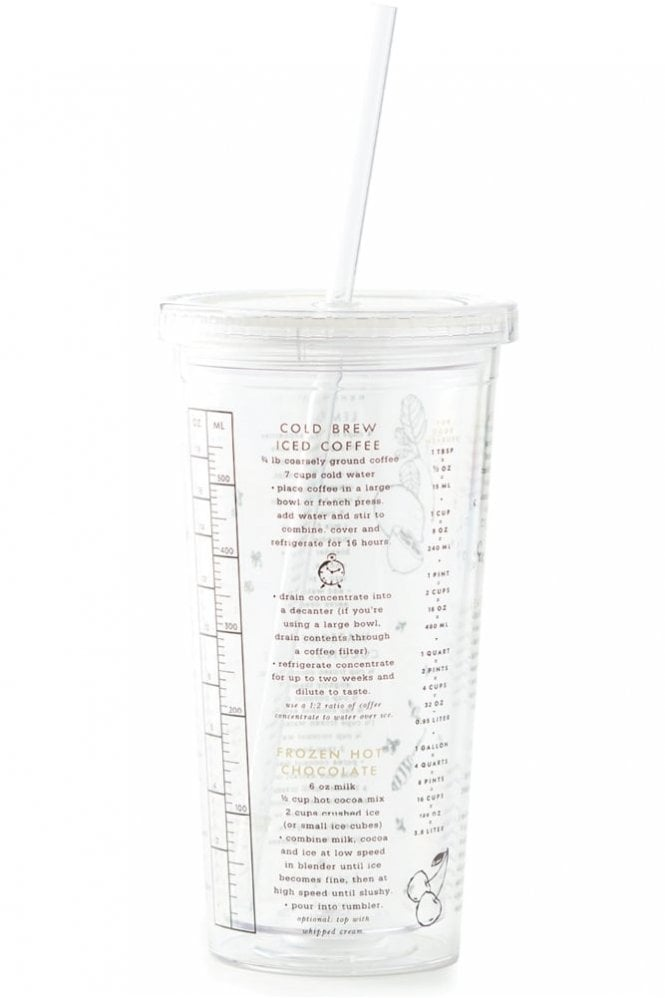 Recipes Insulated Tumbler