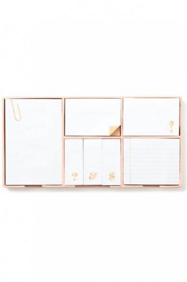 Strike Gold Sticky Note Set