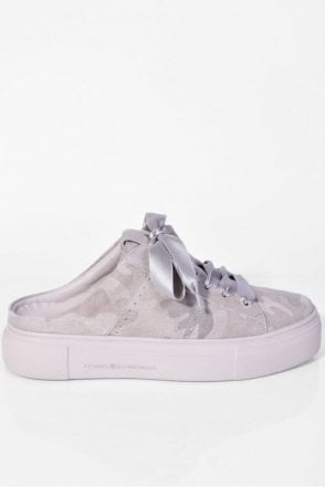 Big Backless Camouflage Trainer