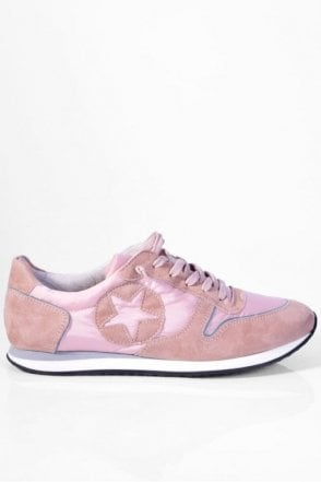 Trainer in Rosette Pink