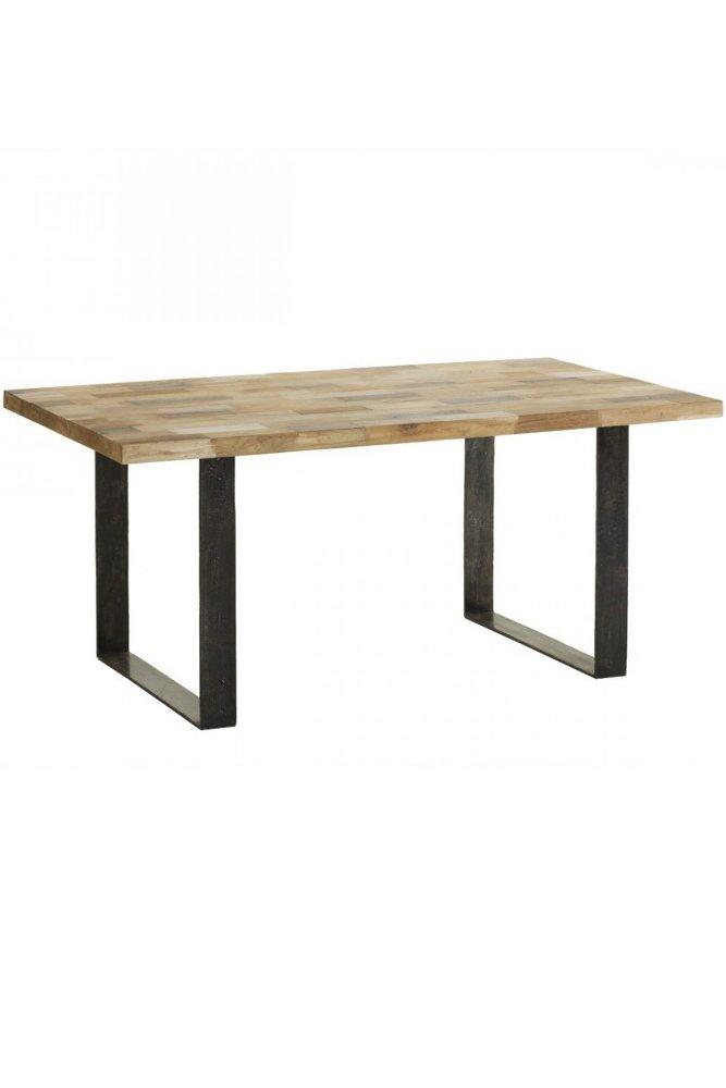 Kok maison mosaique dining table at sue parkinson for Fabriquer table mosaique
