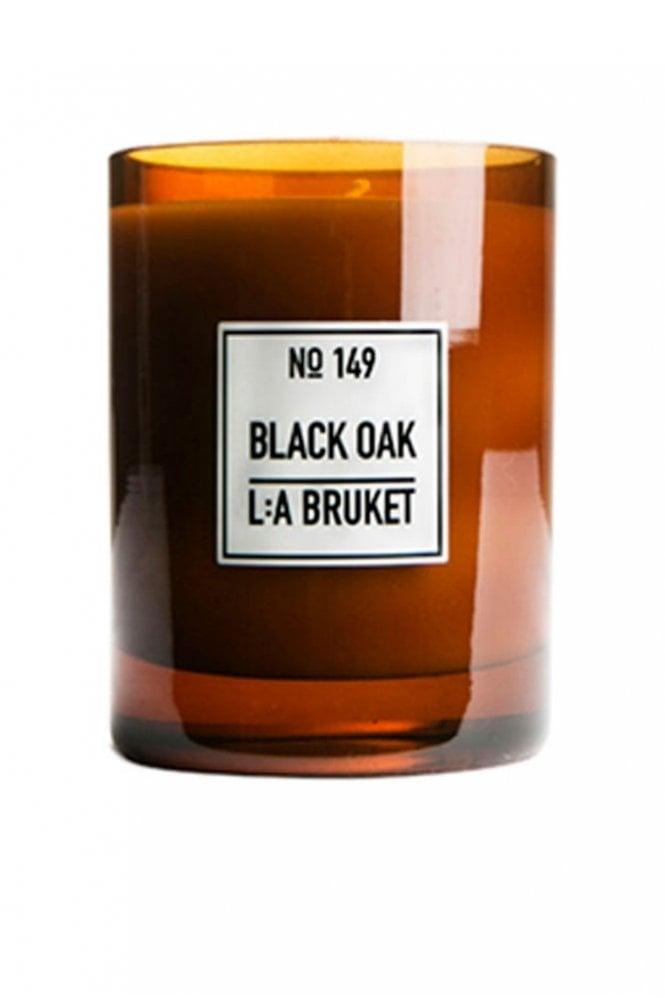 L:A BRUKET No. 149 Black Oak Scented Candle, 260g
