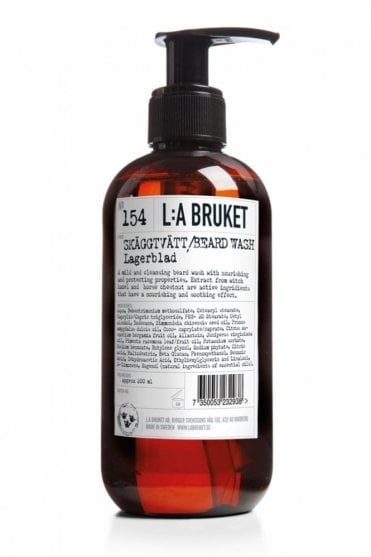 No. 154 Laurel Leaf Beard Wash, 200ml