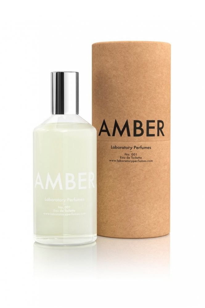 Laboratory Amber Eau de Toilette