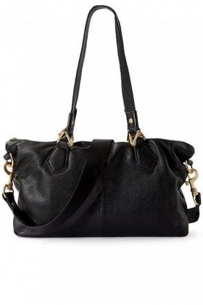 Elli Shoulder Bag in Black