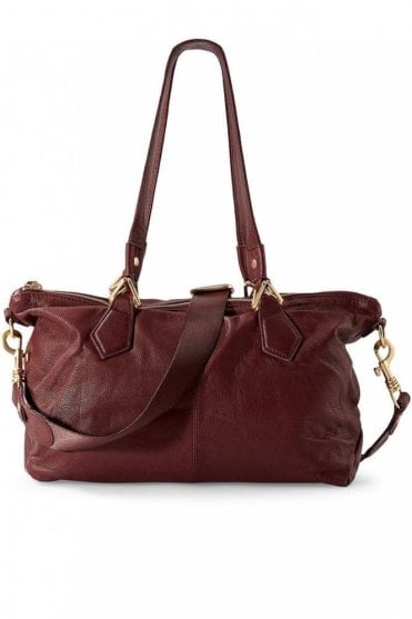 Elli Shoulder Bag in New Chestnut