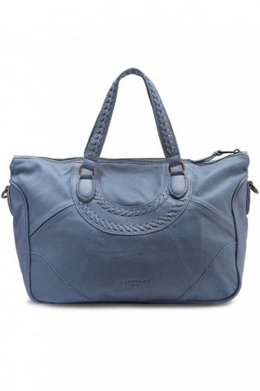 Esther Handbag in Blue