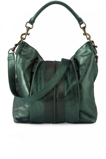 Fenja Shoulder Bag in Forest