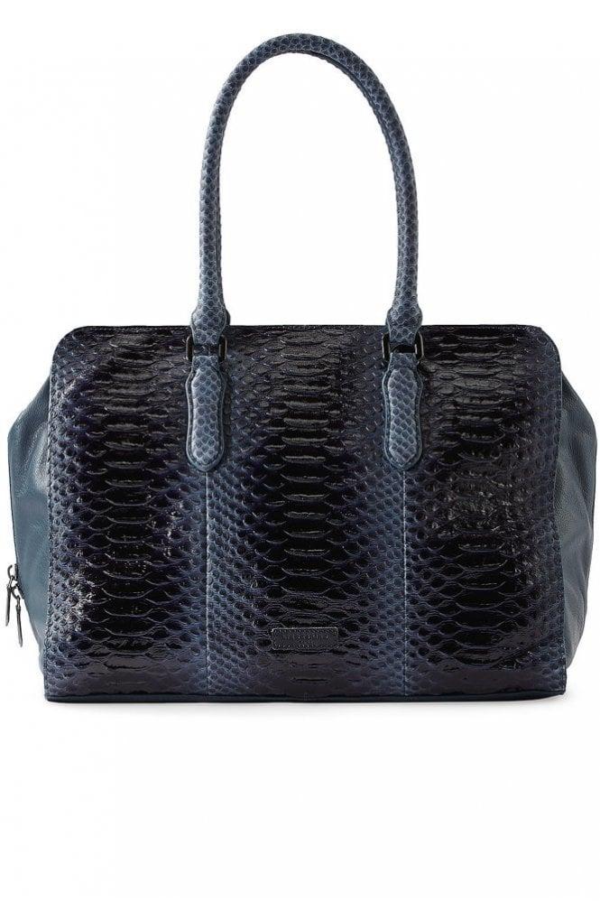 Liebeskind Keira Shopper Bag in Dark Blue