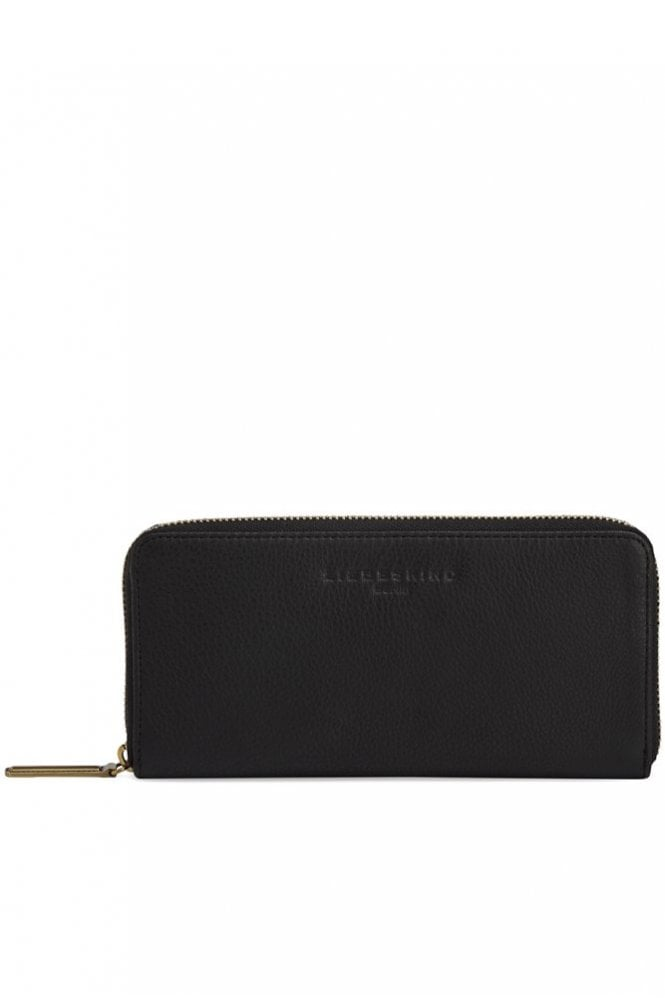 Liebeskind Lesley Zip Wallet in Black