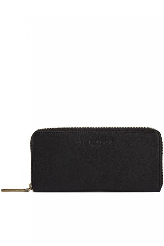 Liebeskind Lesley Zip Wallet in Black