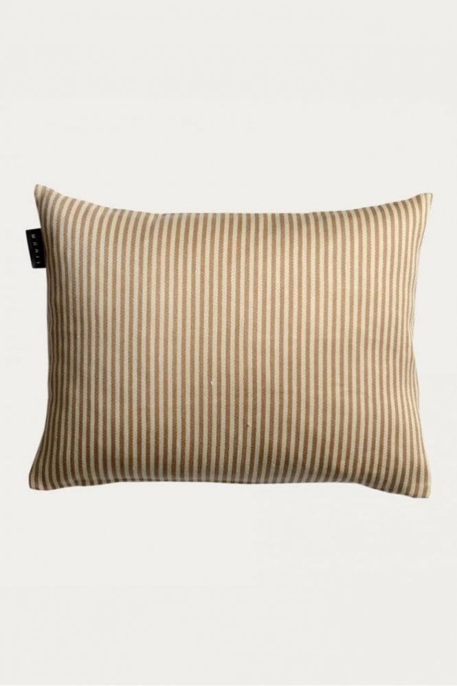 Linum Calcio Cushion in Camel Brown