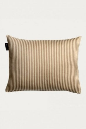 Calcio Cushion in Camel Brown