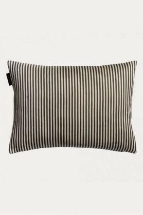Calcio Cushion in Dark Charcoal Grey