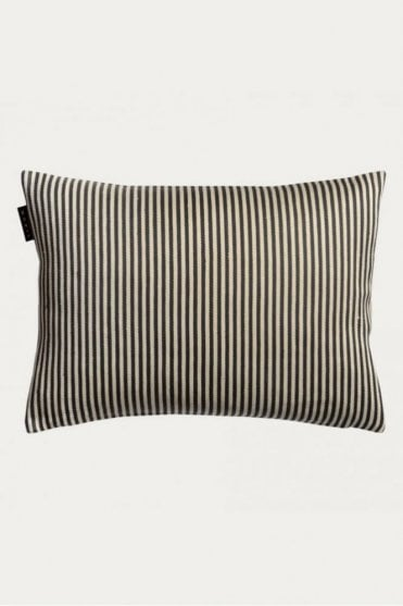 Calcio Cushion in Dark Charcoal Grey