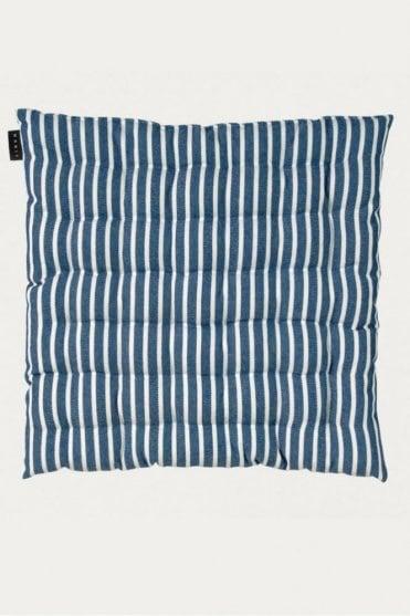 Camargue Seat Cushion in Marine Blue