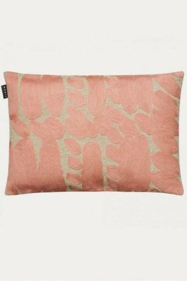 Citizen Cushion in Misty Grey Pink