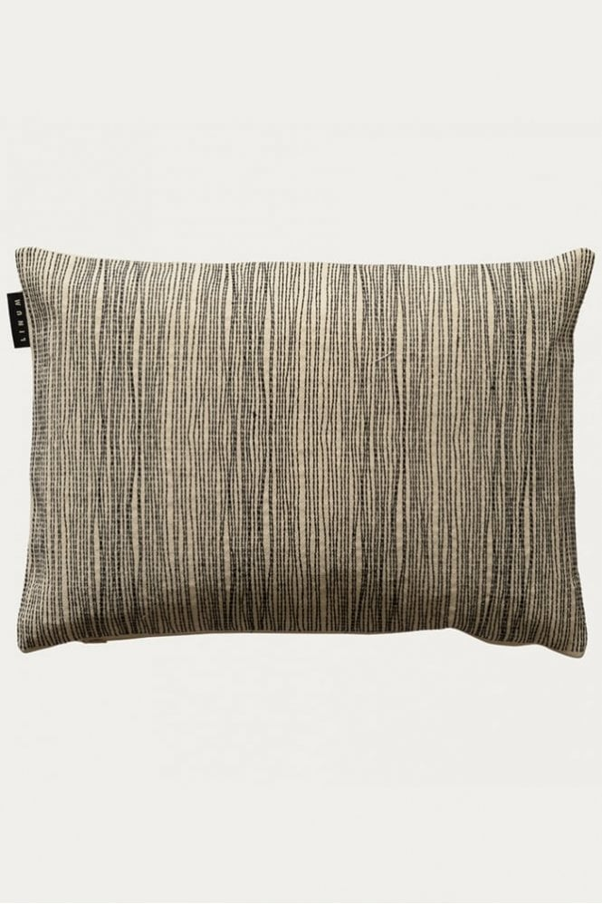 Linum Karlaplan Cushion in Creamy Beige