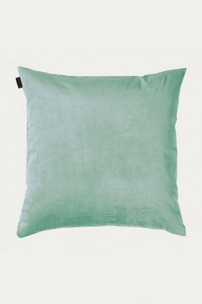 Linum Marcel Cushion in Dusty Turquoise