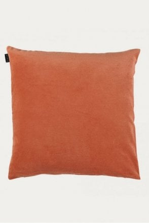Marcel Cushion in Rusty Orange