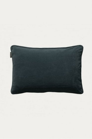 Paolo Cushion in Dark Charcoal Grey