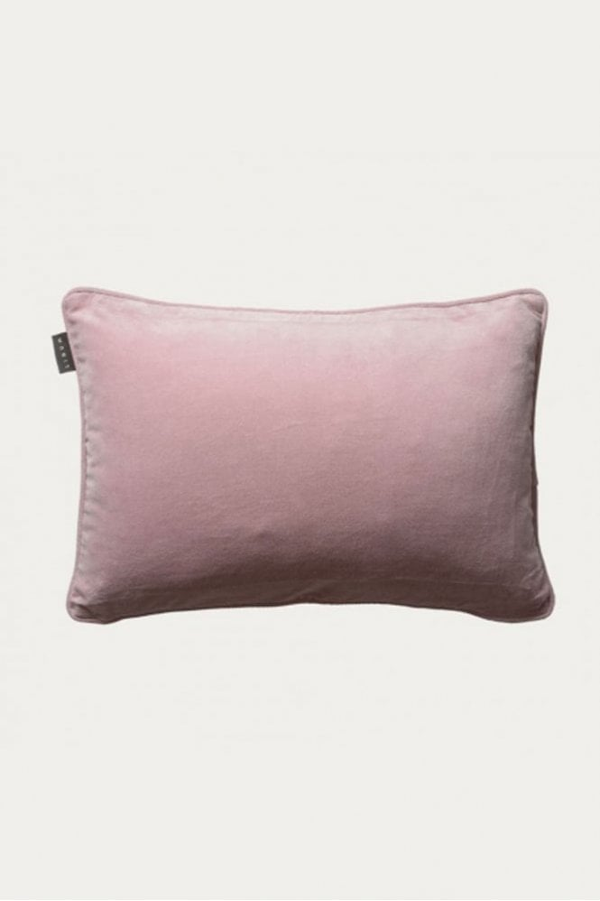 Linum Paolo Cushion in Dusty Pink