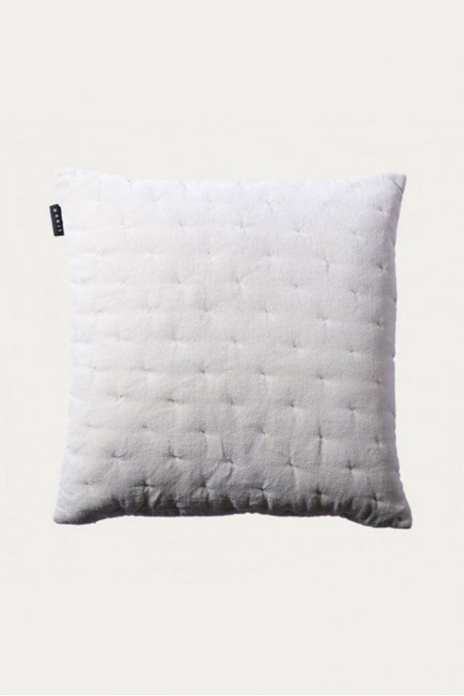 Linum Paul Cushion in Creamy Beige