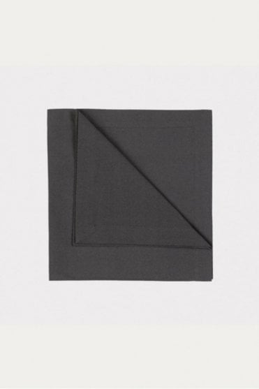 Robert Napkin 4-Pack in Dark Charcoal Grey