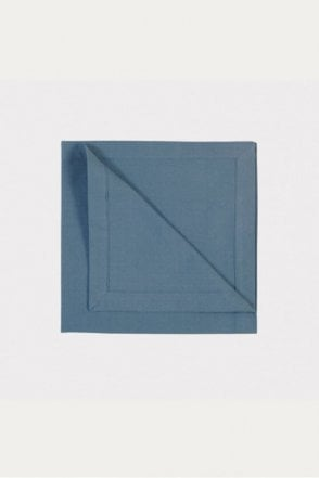 Robert Napkin 4-Pack in Deep Sea Blue