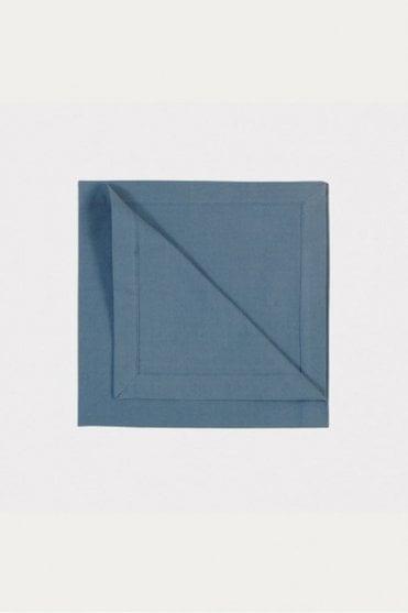 Robert Napkin 4-Pack in Deep Sea Blue