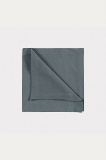 Robert Napkin 4-Pack in Granite Grey