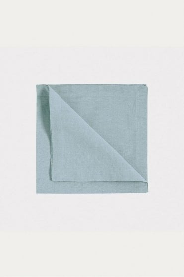 Robert Napkin 4-Pack in Light Grey Blue