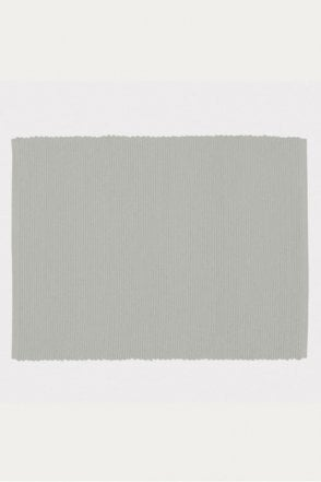 Set of 4 Gran Placemats in Light Grey