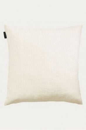 Village Cushion in Creamy Beige